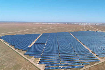 uisolar voltooide een 10 mw-project in mongalia