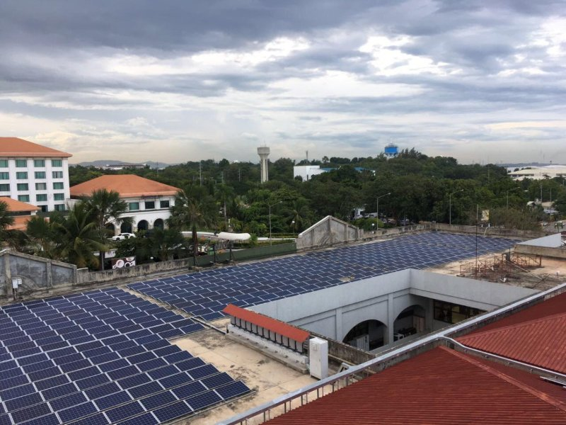 Vietnam Cuts Rooftop Photovoltaic Feed-in Tariefsubsidies, de reductieratio is zo hoog als 30,8% -37.9%